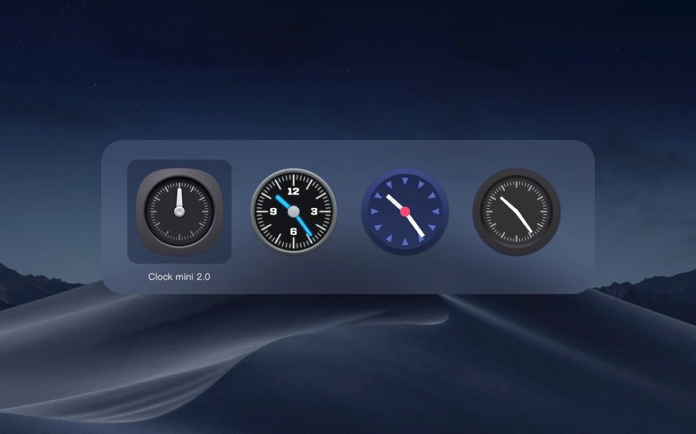 Clock mini v2.0