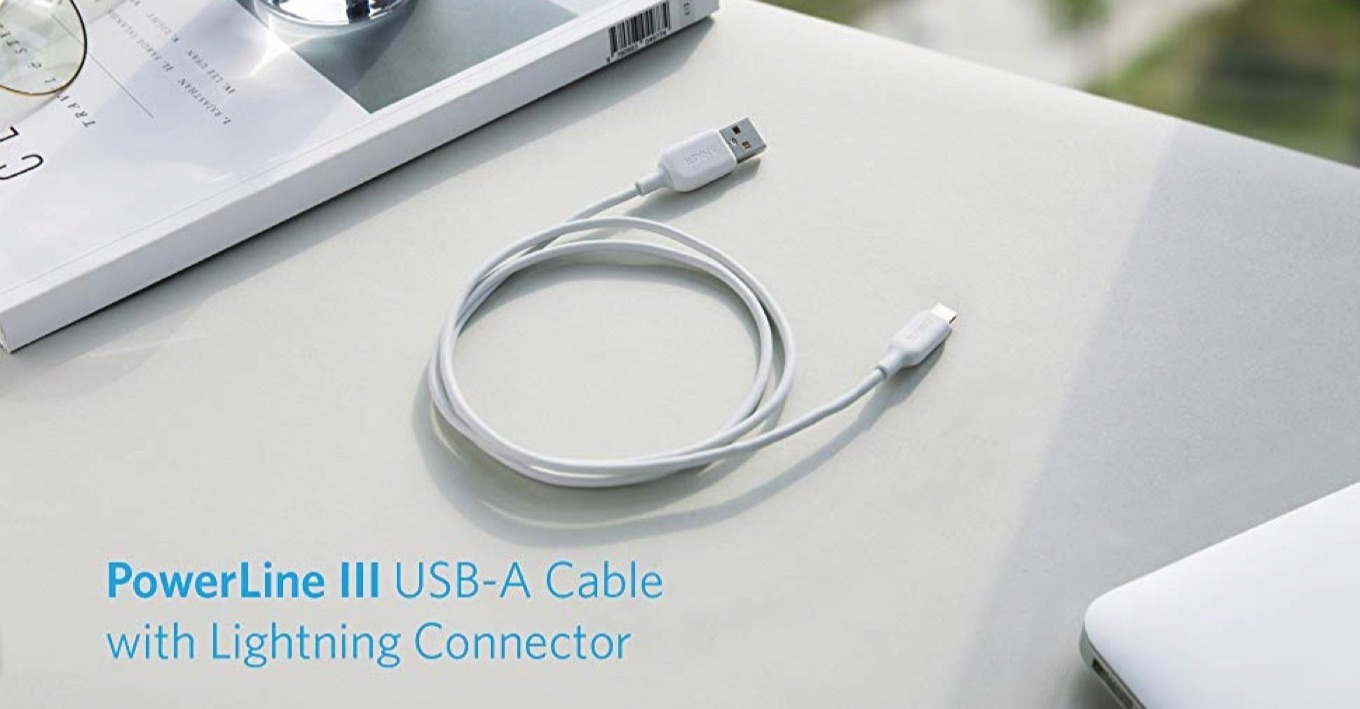 Anker Powerline III Lightning Cable