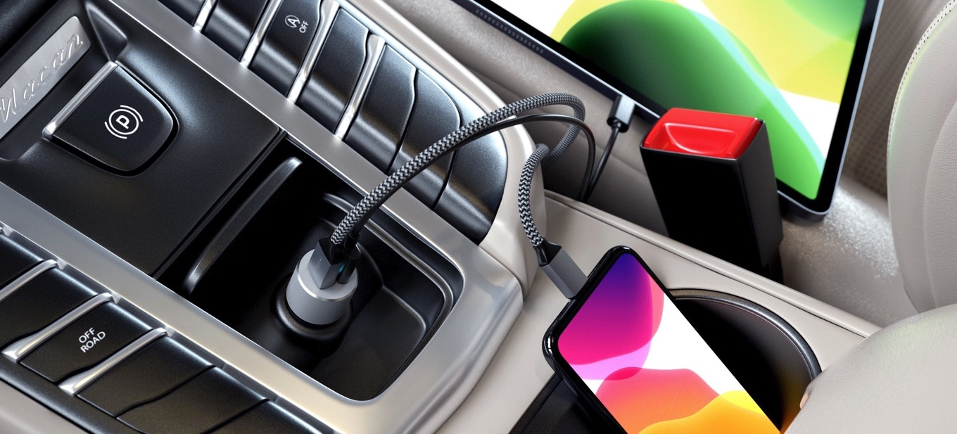 Satechi 72W Type-C PD Car Charger