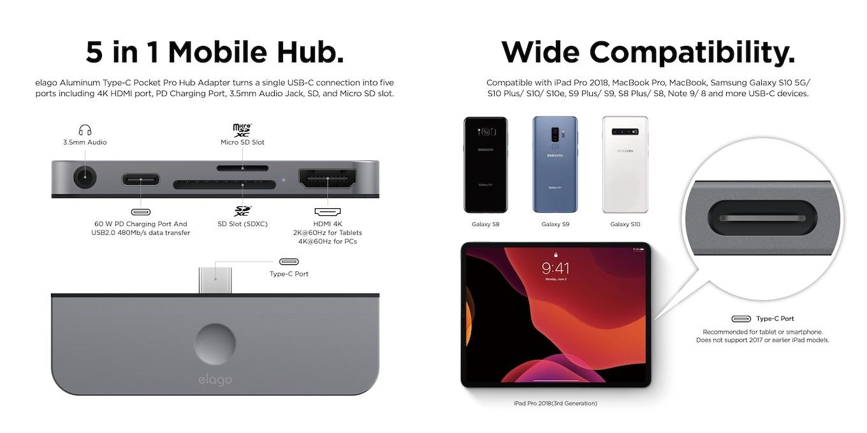 Pocket Pro Hub
