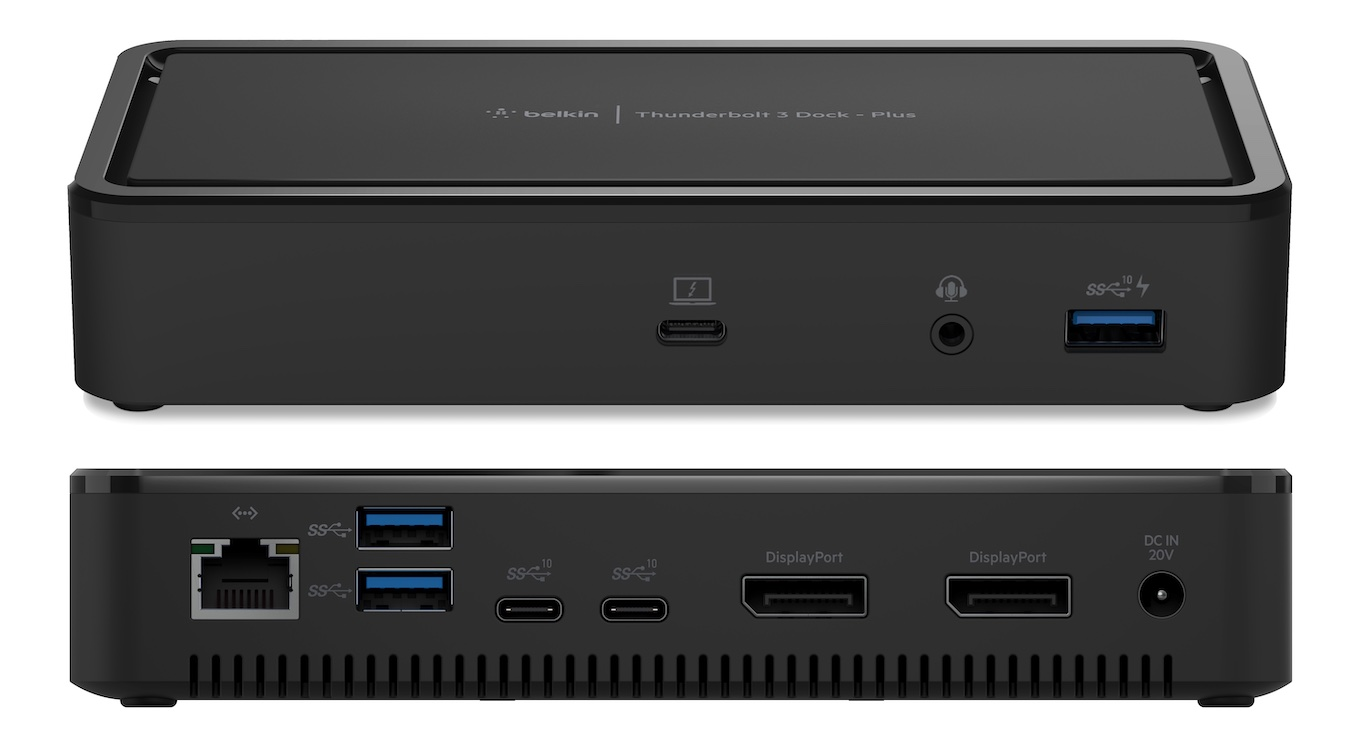 Thunderbolt 3™ Plus Dock