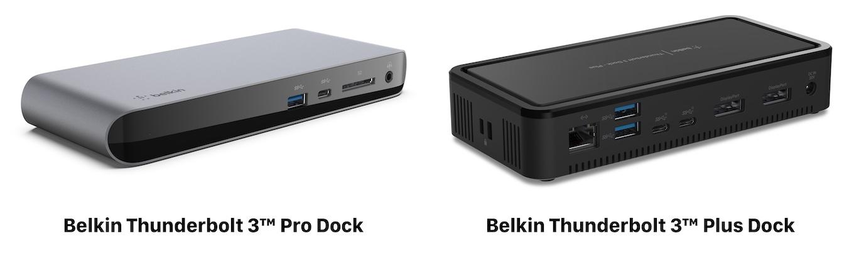 hunderbolt 3™ Pro/Plus Dock