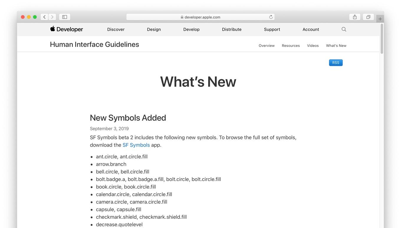 New Symbols Added Beta 2