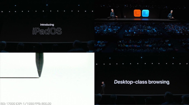 iPadOS 13の新機能