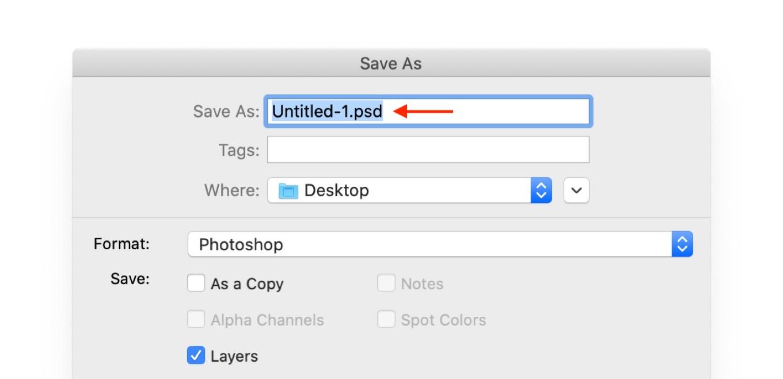 macOS 10.15 Catalinaでの保存ダイアログ