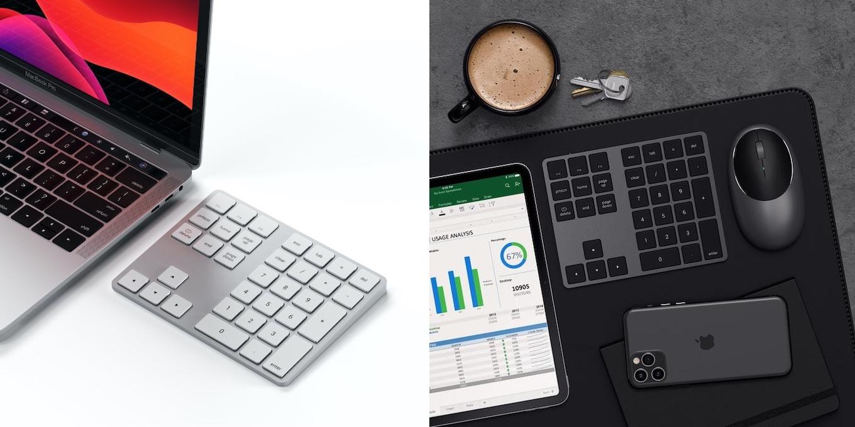 Satechi Bluetooth Extended Keypad