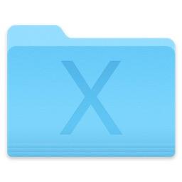 macOSのシステムフォルダ