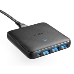 PowerPort Atom III Slim (Four Ports)