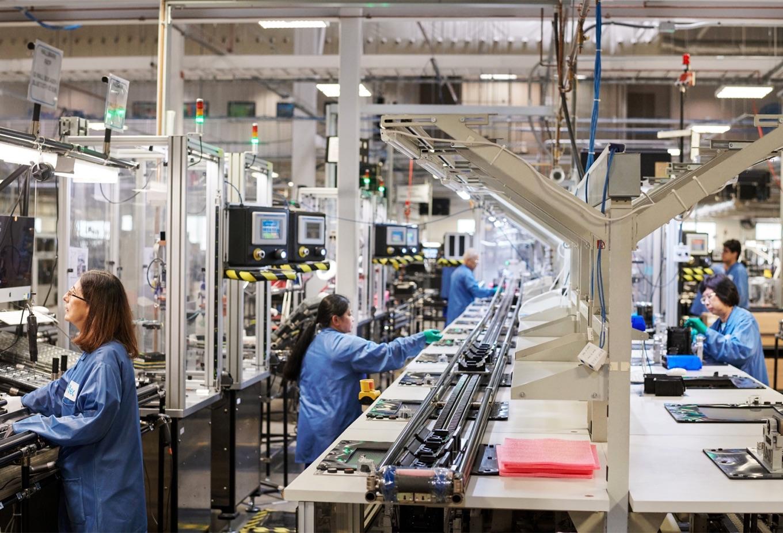 Appleの米テキサス州オースティン工場