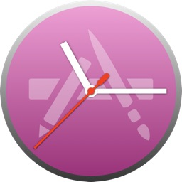 Focus Active app and clock