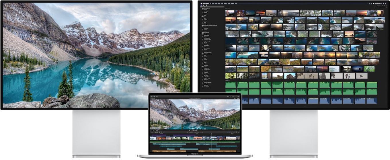Pro Display XDRとMacBook Pro (16-inch, 2019)