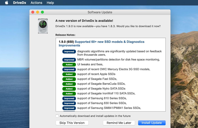 DriveDx v1.9.0