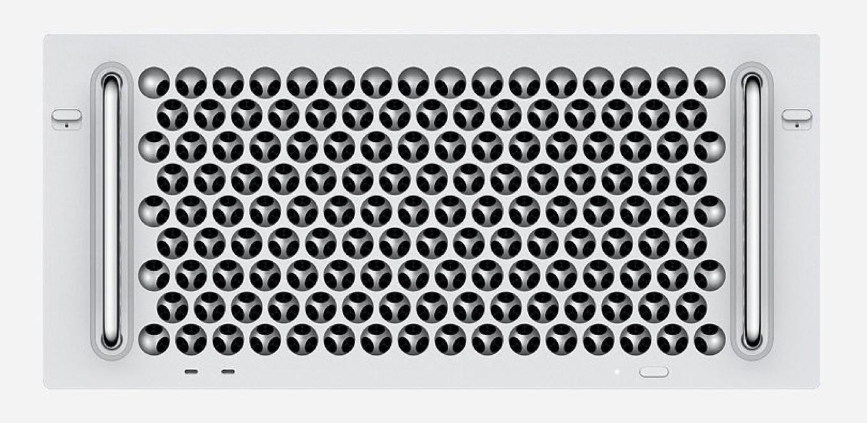 Mac Pro (2019)のラックバージョン