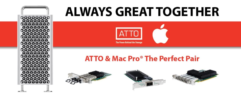 ATTO Ready Mac Pro (2019)