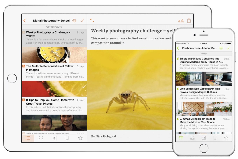 NetNewsWire for iOS 3
