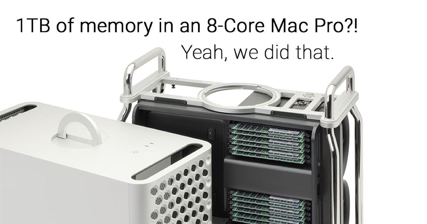 OWC 1TB Memory for Mac Pro 2019