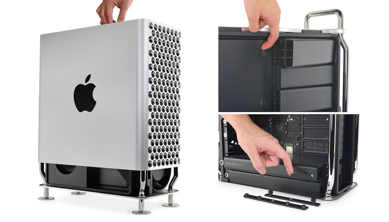 Mac Pro (2019)のメモリとGPUへアクセス