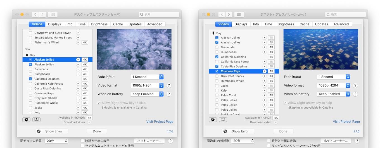 Aerial v1.7で追加された映像