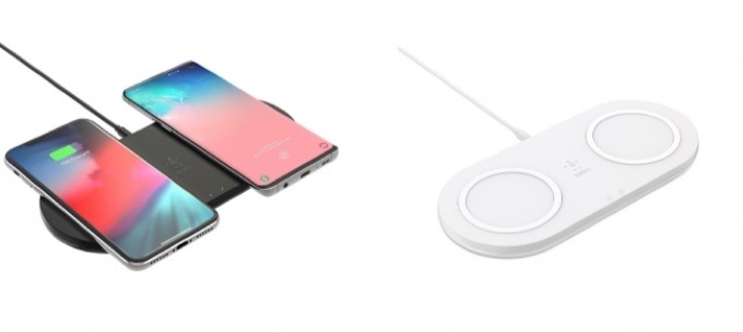 Belkin BOOST CHARGE Dual Wireless Charging Pads 10W