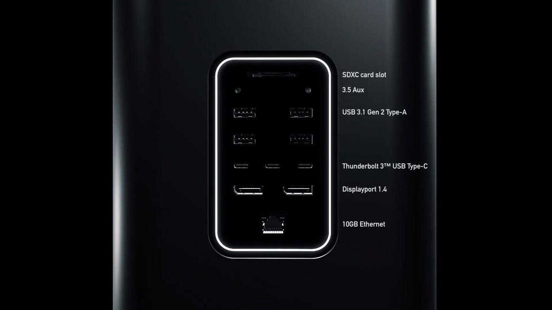 BlackBeast ProのI/Oポート