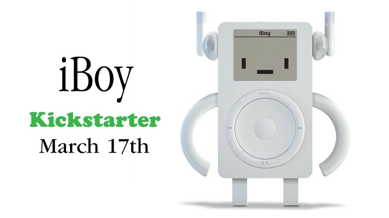 Classicbot iBoy