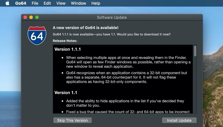 Go64 v1.1.1