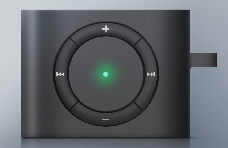 Spigen iPod shuffle design AirPods Pro Case