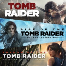 Tomb Raider Origin Trilogy