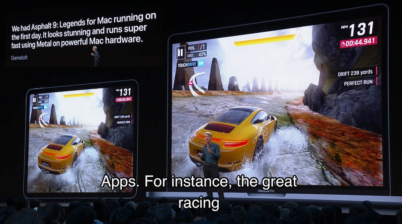 ‎Asphalt 9: Legends WWDC 2019