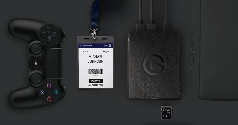 Elgato 4K60 S+ SDカードモード