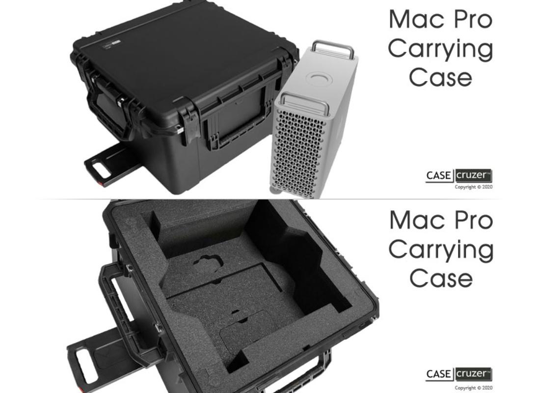 Case Cruzer社のMac Pro (2019)ケース