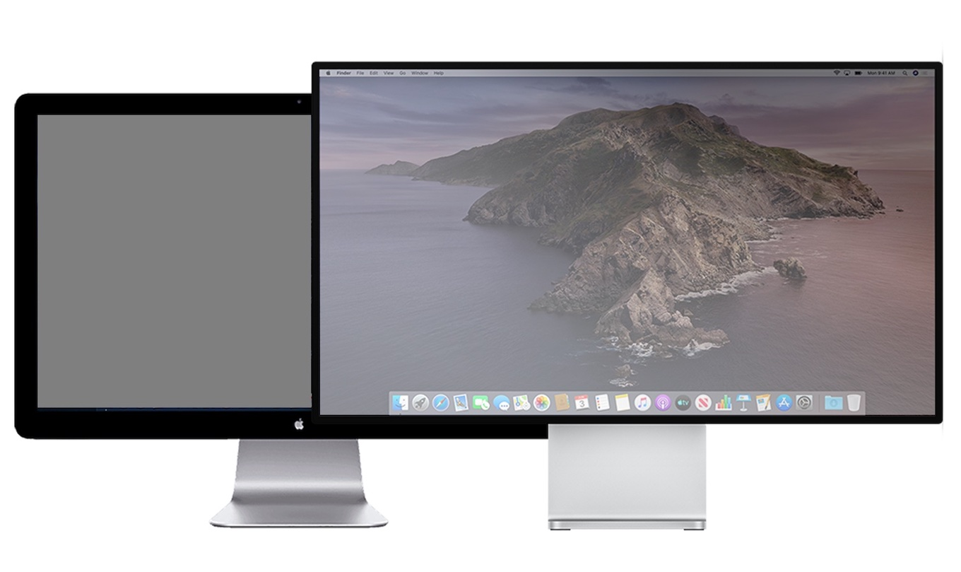 Apple Pro Display XDRとThunderbolt Display