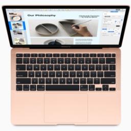 MacBook Air (2020)のアイコン
