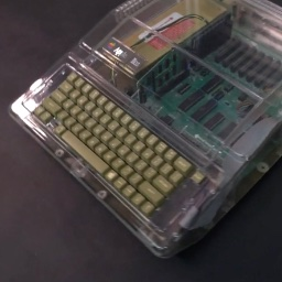 MacEffects  Apple IIe and IIgs case