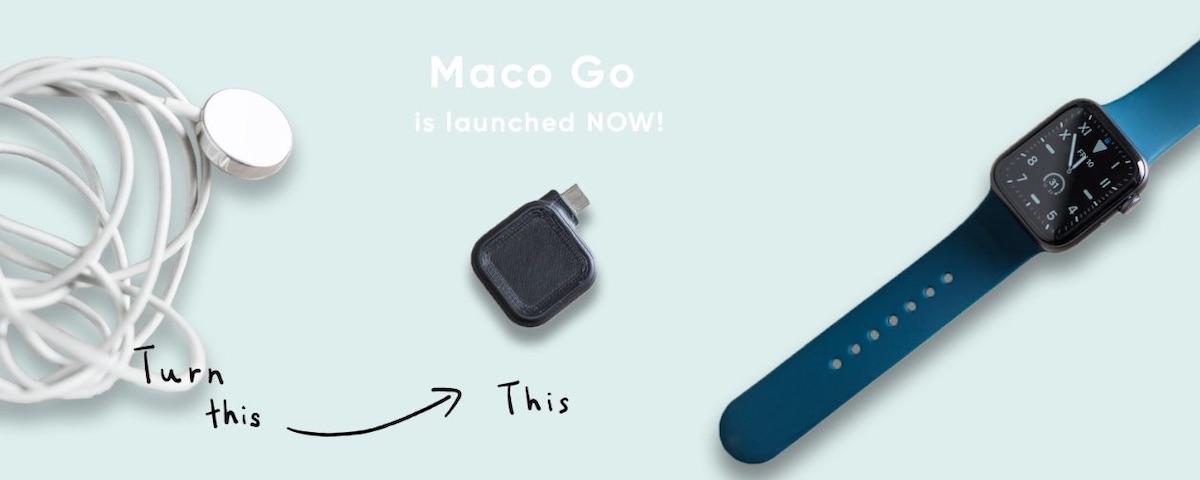 Three1Design Maco Go