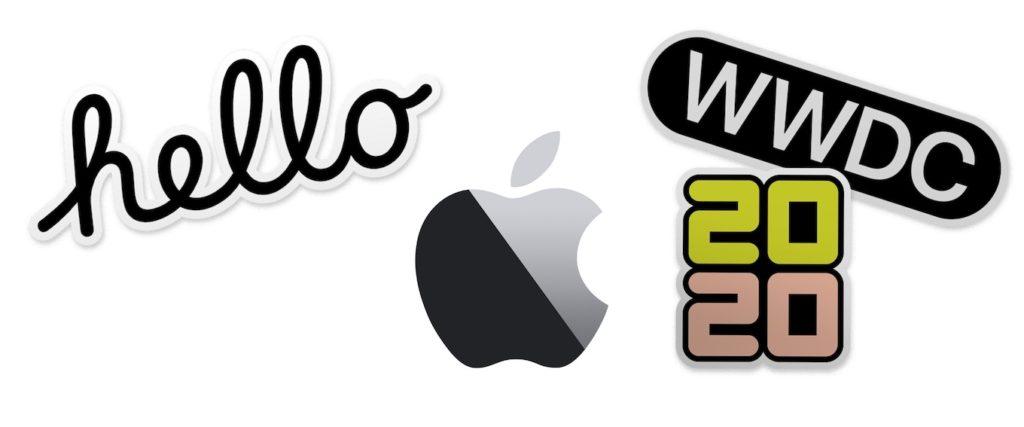 WWDCステッカー
