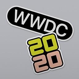 WWDC 2020ロゴ