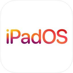 iPadOSのロゴ