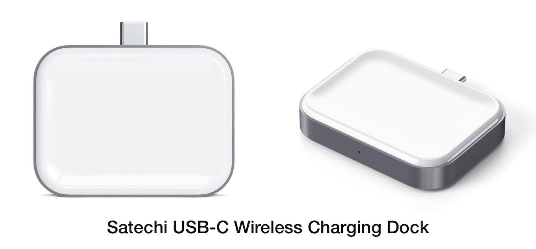 Satechi USB-C Wireless Charging Dock