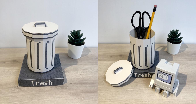 Susan Kareのゴミ箱