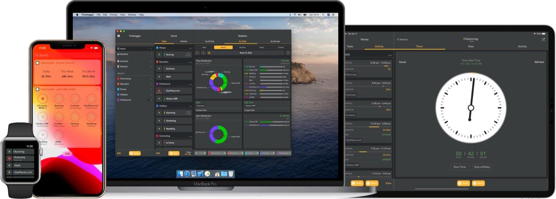 Timelogger Plus対応デバイス
