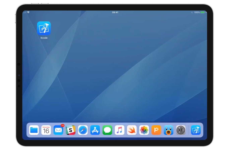 Xcode for iPad