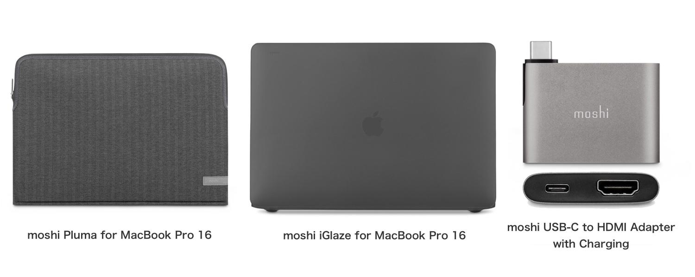 moshi iGlaze for MacBook Pro 16