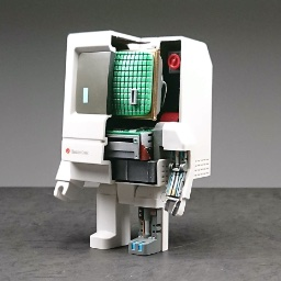 Playsome Toys Classicbot Classicの内部まで再現したフィギュア Classicbot Classic Cutaway を限定発売 pl Ch