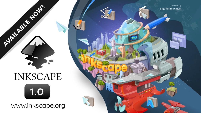 Inkscape v1.0リリース