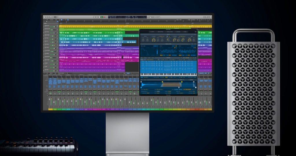 Logic Pro X 10.5 Mac Pro (2019)