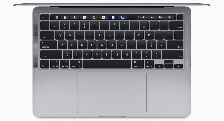 13インチのMacBook ProにMagic Keyboardを新たに搭載