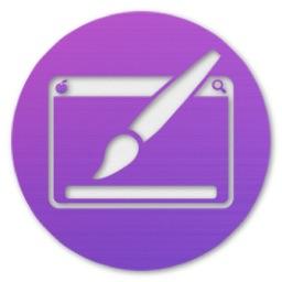 Macのデスクトップをキャンパスにして図形を描けるペイントツール Screennote が日本語や図形のリサイズに対応 pl Ch
