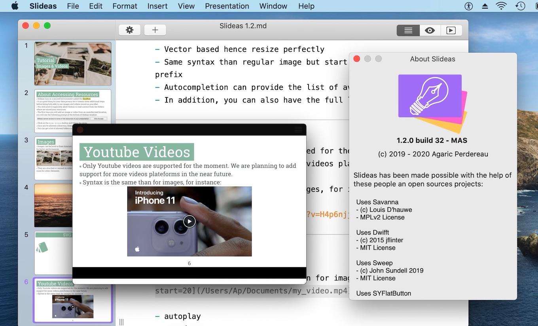 Slideas v1.2.0