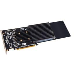 Sonnet M.2 4x4 PCIe Card Silent